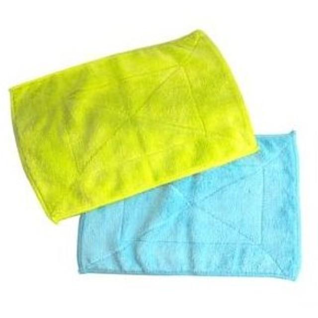 【メール便選択可】レック 雑巾 激落ち マイクロぞうきん 2枚入 S591
