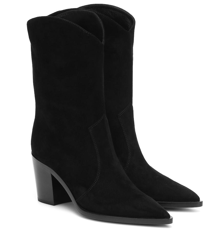 Denver suede ankle boots