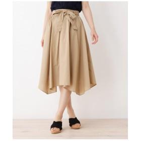 【WEB限定サイズあり】イレヘム共ベルト付きスカート