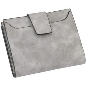 レザー タッセルレディース 長財布、 レトロスタイルファッションジッパーウォレット 無地財布 本革製 カード キーホルダー大容量高級感パッケージ