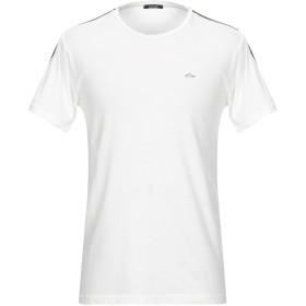 《セール開催中》OFFICINA 36 メンズ T シャツ アイボリー S コットン 100%