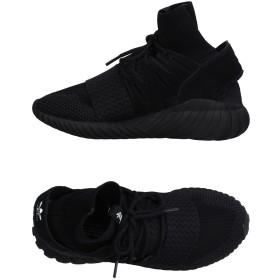 《セール開催中》ADIDAS ORIGINALS メンズ スニーカー&テニスシューズ(ハイカット) ブラック 6.5 紡績繊維 革