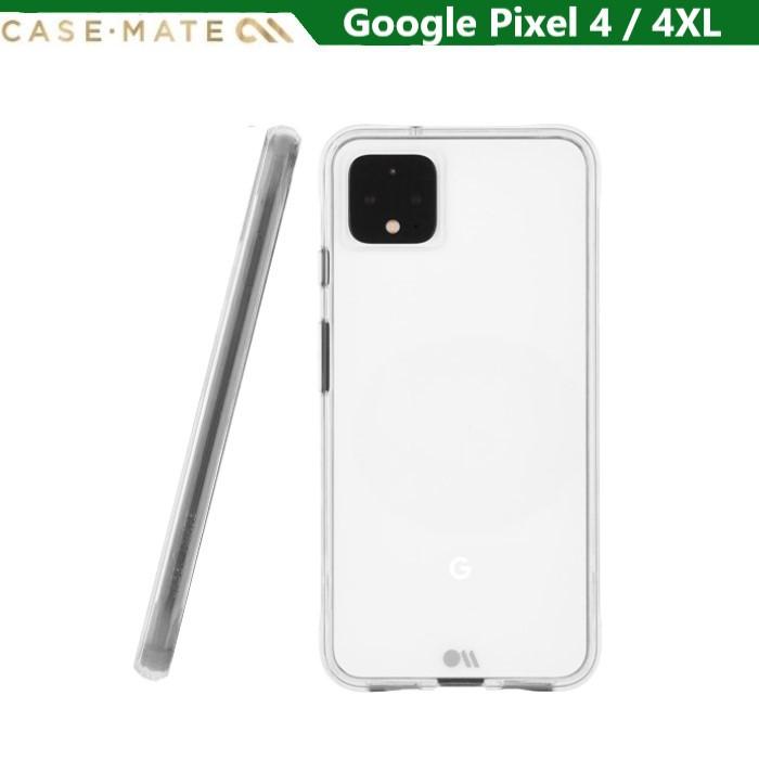 美國Case-Mate Google Pixel4 / 4XL Tough Clear 強悍防摔手機保護殼