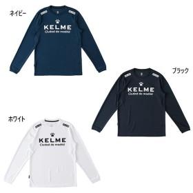 ケルメ メンズ レディース ロングTシャツ サッカーウェア フットサルウェア トップス 長袖 KC19F151
