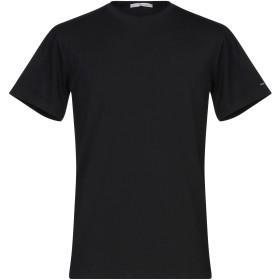《セール開催中》GREY DANIELE ALESSANDRINI メンズ T シャツ ブラック XL コットン 90% / ポリウレタン 10%