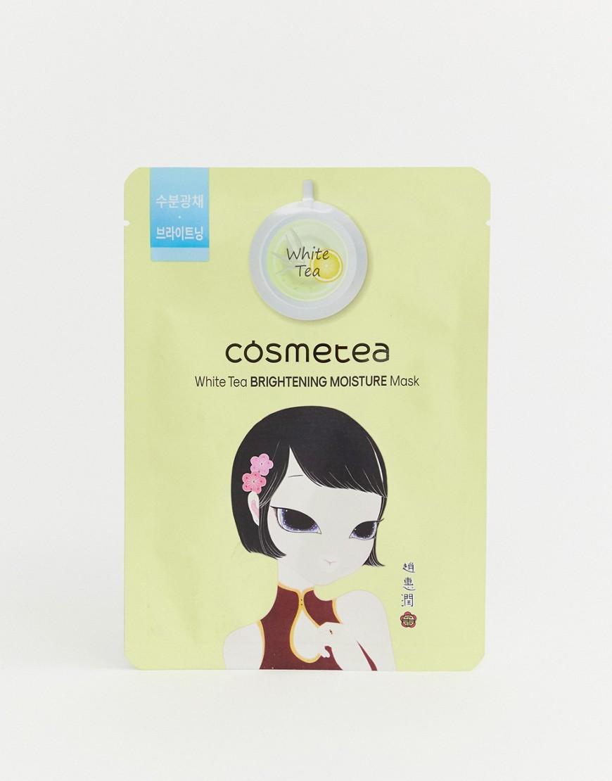 Cosmetea white tea brightening moisture sheet mask-No Colour
