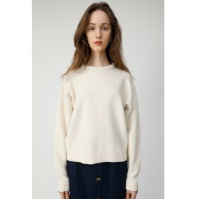 【マウジー/MOUSSY】 SEED STITCH KNIT TOP