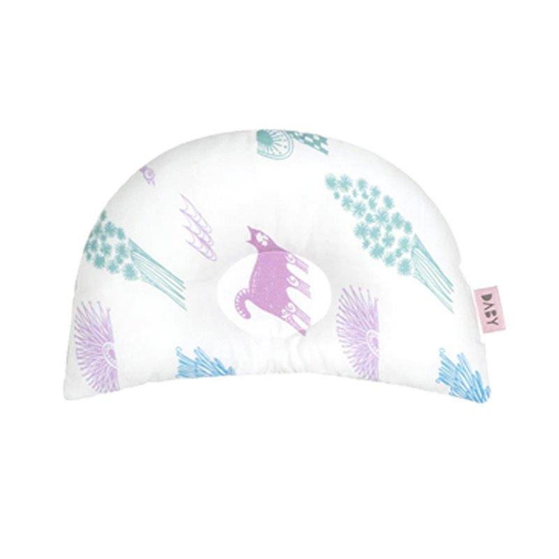 【絕版出清】韓國Daby ─ 四季嬰兒護頭型枕頭-捕風捉影