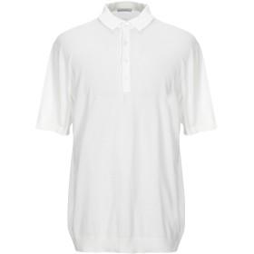 《セール開催中》PAOLO PECORA メンズ プルオーバー ホワイト XXL コットン 100%