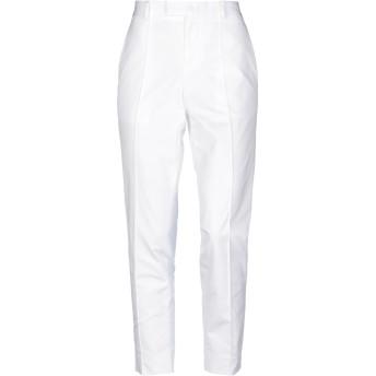 《セール開催中》BOTTEGA VENETA レディース パンツ ホワイト 40 コットン 100%