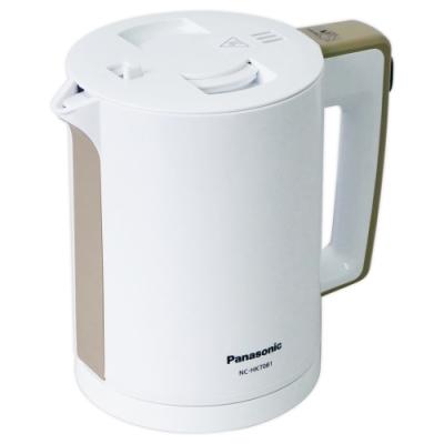 [熱銷推薦] Panasonic國際牌0.8L防傾倒電水壺 NC-HKT081