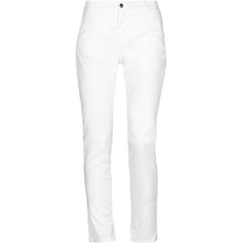 《セール開催中》KAOS JEANS レディース パンツ ホワイト 29 指定外繊維(テンセル) 56% / コットン 42% / ポリウレタン 2%