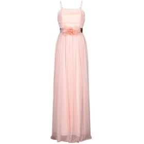 《セール開催中》ALLURE レディース ロングワンピース&ドレス ピンク 12 ポリエステル 100%