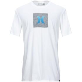 《セール開催中》HURLEY メンズ T シャツ ホワイト S コットン 100%
