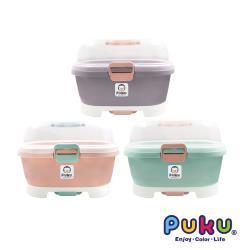 PUKU藍色企鵝 手提奶瓶置物箱(三色)