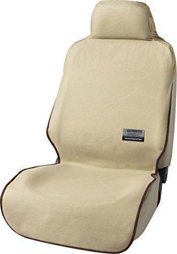 日本【Bonform】汽車椅套前座 通用型單人防水 防塵椅套 汽車百貨