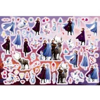 アナと雪の女王2 シール シート 台紙3枚付き シール 遊び ディズニー コレクション雑貨 キャラクター グッズ