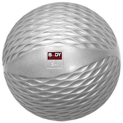 3KG軟式沙球 重量藥球舉重力球