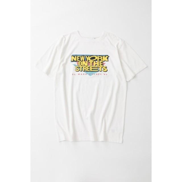 【マウジー/MOUSSY】 ON THE STREETS Tシャツ