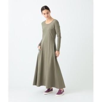 Pilgrim Surf+Supply R JUBILEE for Pilgrim Surf+Supply / Back LaceUp Dress レディース その他ワンピース ASH GREY S