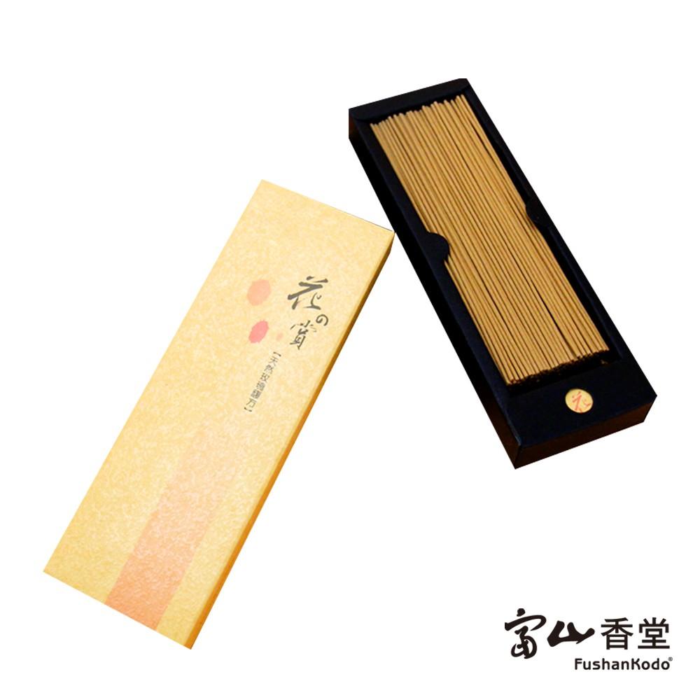 【富山香堂】花之賞135mm 補充包 線香 香氛 臥香 盤香 檀香 沉香 玫瑰香