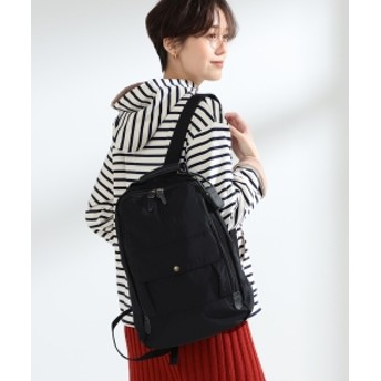 Ray BEAMS toleur / リュックサック レディース リュック・バックパック BLACK ONE SIZE