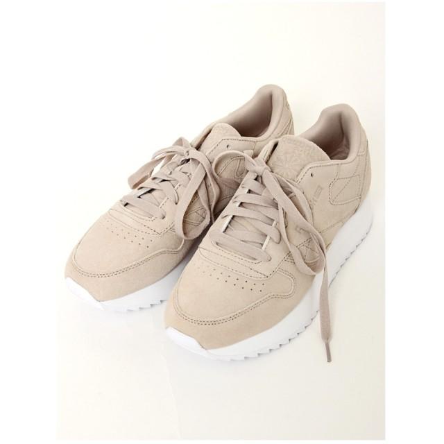 Sneakers Selection CLLTHRDOUBLEEF サンド/ホワイト