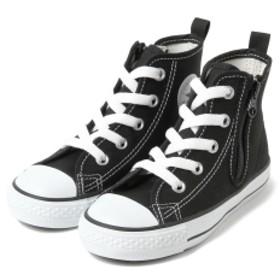 B:MING by BEAMS CONVERSE / ALLSTAR HI (15~21cm) キッズ スニーカー BLACK 18
