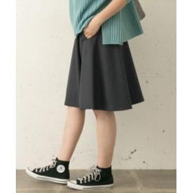 【URBAN RESEARCH:スカート】セミフレアスカート
