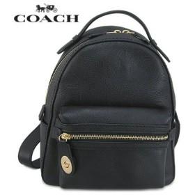 コーチ/COACH レディース バックパック 31032 LIBLK/BLACK/ブラック/20ss