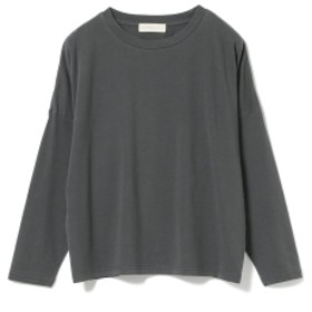 B:MING by BEAMS B:MING by BEAMS / ピグメント 天竺プルオーバー レディース Tシャツ CARBON ONE SIZE