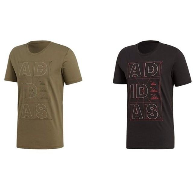 アディダス adidas マルチSPウェア メンズ M ID LINEAGE Tシャツ FSR41 2019FW[ポスト投函便対応]