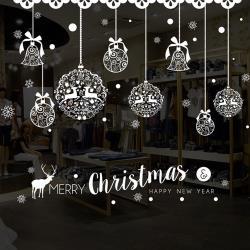 時尚壁貼 -聖誕鈴鐺吊飾