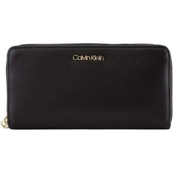 Calvin Klein (カルバンクライン) 長財布 CK MUST LARGE ZIPAROUND K60K605675-BDS ブラック