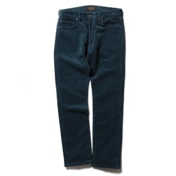 BEAMS PLUS BEAMS PLUS / ストレッチコーデュロイパンツ 5ポケット メンズ カジュアルパンツ BLUE XL