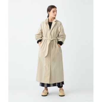 Pilgrim Surf+Supply Pilgrim Surf+Supply / Alice Nylon Wrap Coat レディース トレンチコート TAUPE ONESIZE