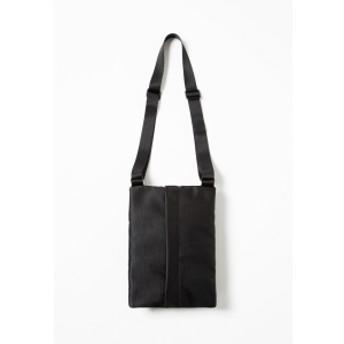B JIRUSHI YOSHIDA WEWILL × PORTER / LAX BAG No.2 メンズ ショルダーバッグ BLACK ONE SIZE