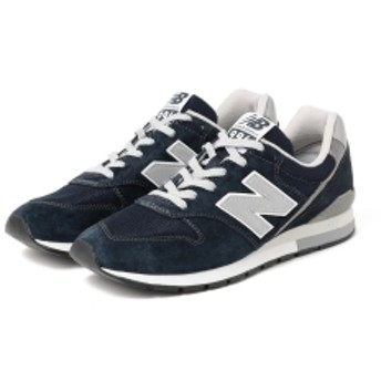 BEAMS LIGHTS NEW BALANCE / CM996 メンズ スニーカー NAVY 26.5