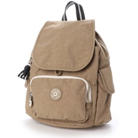 キプリング Kipling CITY PACK MINI (Sand)