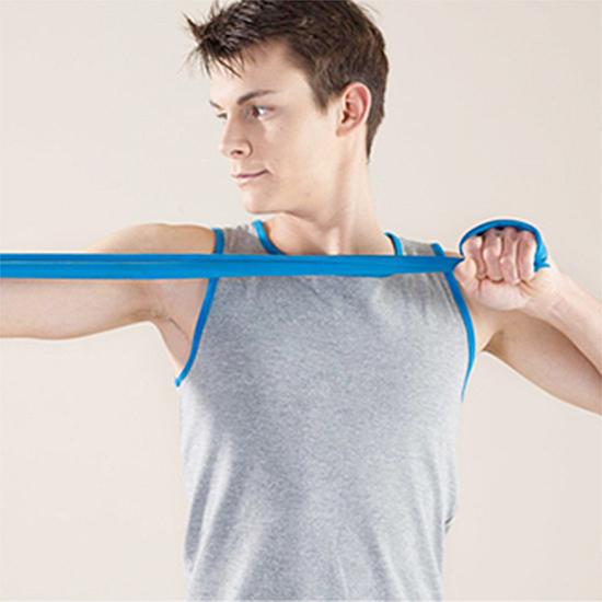 ◄ 生活家精品 ►【P498】瑜珈運動彈力帶 拉力帶 健身 男女 阻力帶 力量訓練 拉伸 乳膠 拉力繩
