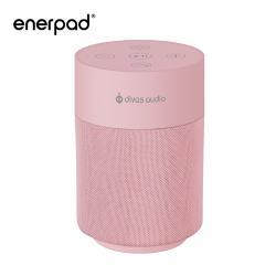 【enerpad】可攜式藍芽喇叭-粉(Q80-P)