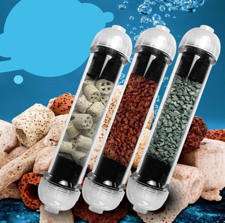進出水口過濾器nf542單個裝 魚缸外置淨水 濾芯殼 消化菌培養 外置桶