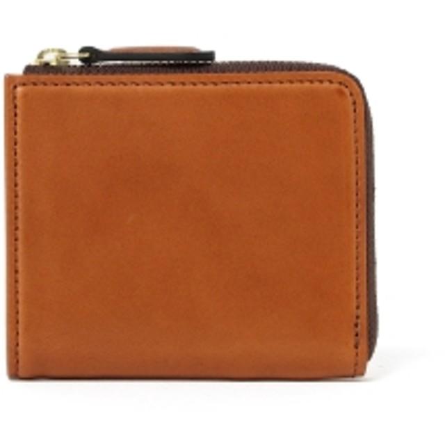 BEAMS SLOW × BEAMS / 別注 ミニ ウォレット メンズ 財布 CAMEL ONE SIZE