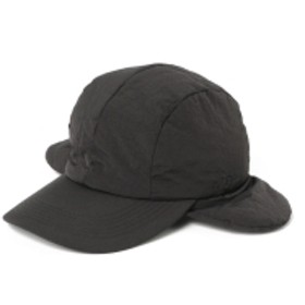 BEAMS GERRY / イヤー フラップ ジェット キャップ メンズ キャップ BLACK ONE SIZE