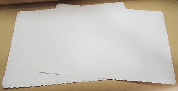 餐墊紙 (純白)(200張/包)