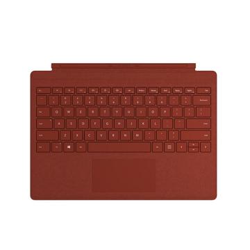 Microsoft微軟 Surface Pro 實體鍵盤 緋紅(FFP-00118)