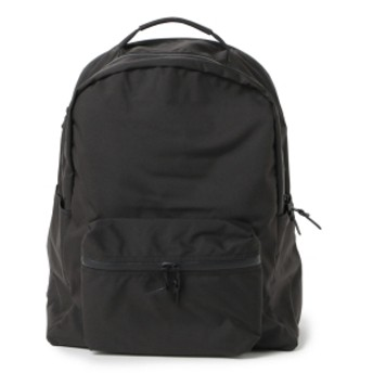 BEAMS PLUS STANDARD SUPPLY / OVAL BIG PAK メンズ ショルダーバッグ BLACK ONE SIZE