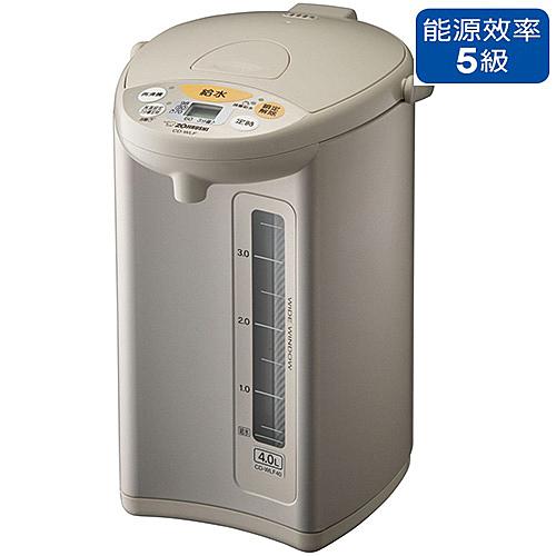 ZOJIRUSHI象印 4L微電腦電動熱水瓶CD-WLF40【愛買】