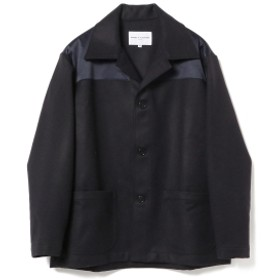 International Gallery BEAMS DANIEL w. FLETCHER / ドンキージャケット メンズ カバーオール NAVY S