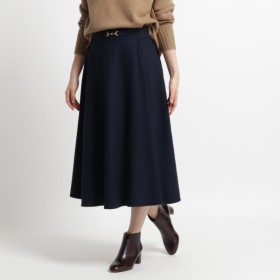 [マルイ]【セール】【S-Lサイズ、洗える】ビットフレアスカート/デッサン(レディス)(Dessin Ladies)